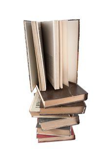 Free Books Stock Photo - 15013740
