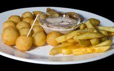Free Potatoes Royalty Free Stock Photos - 15013788