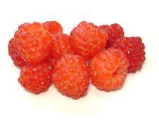 Free Raspberries Stock Image - 15014911