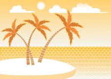 Free Tropic Island Stock Image - 15015491