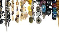 Free Fashion Necklace Stock Photos - 15015633