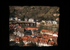 Free View From The Heidelberg Castle Stock Photography - 15015742