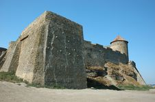 Free Old Akkerman Fortress ,Ukraine Royalty Free Stock Images - 15015769
