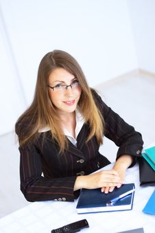 Free Business Woman Stock Photography - 15015922