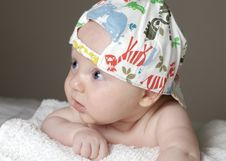 Free Baby Boy Royalty Free Stock Photography - 15016017