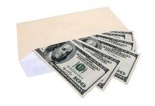 Free Hundred Dollar Bills Royalty Free Stock Images - 15016029