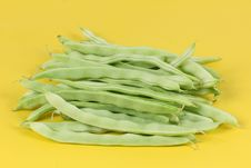 Free Green Beans Stock Image - 15016091