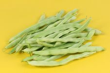Free Green Beans Royalty Free Stock Image - 15016116