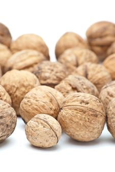 Free Walnuts Stock Images - 15016404