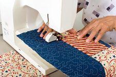 Free Reverse Stitching Stock Images - 15016474