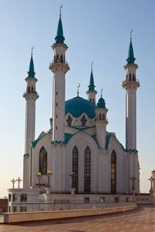 Free Mosque Kul-Sharif. Royalty Free Stock Images - 15016629