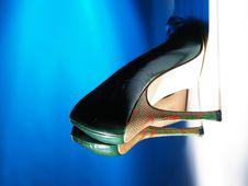 Free Italian Sensual Shoes Royalty Free Stock Photos - 15016888