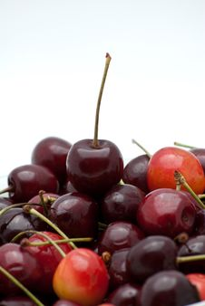 Free Sweet Cherry Stock Photography - 15016932
