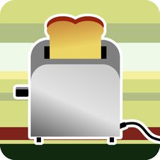 Toaster Royalty Free Stock Photos