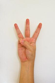 Free Hand Sign Stock Photos - 15018253