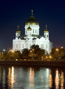 Free Christ The Savior In Moscow Royalty Free Stock Images - 15018299