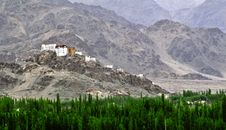 Free Thiksey Monastery Stock Photos - 15018643