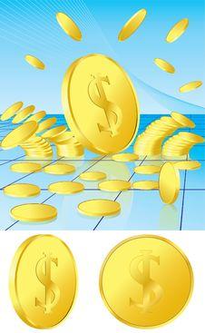 Free Dollar Stock Image - 15018691
