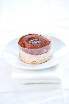 Free Tasty Home Made Tiramisu Cake Stock Images - 15019344