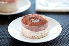 Free Tasty Home Made Tiramisu Cake Royalty Free Stock Image - 15019396