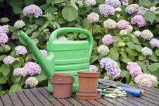 Free Gardening Tools Stock Image - 15019621