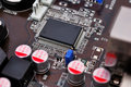 Free Motherboard Royalty Free Stock Photography - 15020327