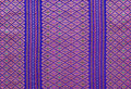 Free Texture Of Thai Cloth Stock Photo - 15025330