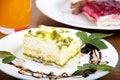 Free Sweet Pistachio Dessert Stock Photography - 15028972