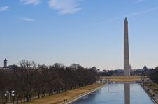 Free Washington Monument Royalty Free Stock Image - 15020806
