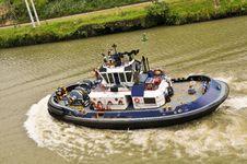 Free Tugboat Stock Photography - 15022862