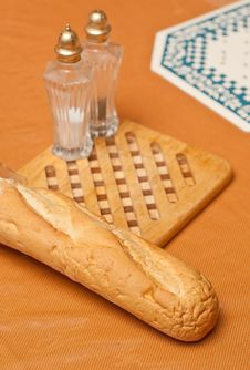 Free French Loaf Royalty Free Stock Photography - 15023297