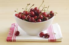 Free Cherries Royalty Free Stock Photography - 15023387