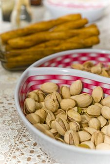 Free Pistachios Stock Images - 15023614