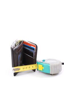 Free Brown Wallet Stock Photos - 15023713