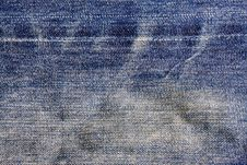 Free Seam Jeans Texture Royalty Free Stock Image - 15023966