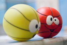 Free Mini Balls Stock Image - 15023981