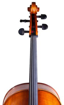 Free Cello S Scroll Stock Photography - 15024432