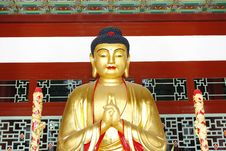 Free Buddha Statue Stock Photo - 15024720