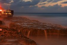 Free Paradise Restaurant Cayman Stock Photo - 15025080