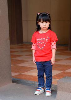 Free Asian Child Stock Photos - 15025153