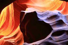 Free Antelope Canyon Arizona Mountain Stock Photography - 15025322
