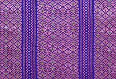 Free Texture Of Thai Cloth Stock Photo - 15025330