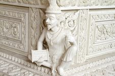 Free Plaster Statues. Royalty Free Stock Image - 15027356