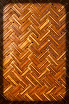 Free Weave Bamboo Stock Image - 15028571