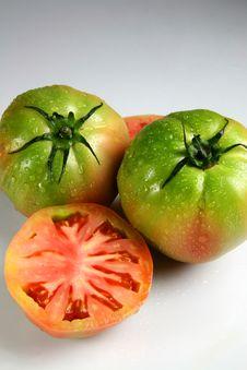 Free Green Tomato Stock Photos - 15028853