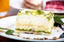 Free Sweet Pistachio Dessert Stock Images - 15028954