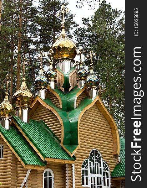 Wooden church 2