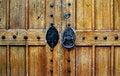 Free Church Door Close-Up Royalty Free Stock Photos - 15030198