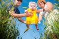 Free Happy Family Royalty Free Stock Photography - 15030317