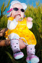 Free Baby In Sunglasses Stock Photos - 15030343